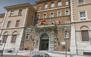Roma - La sede dell'accademia di Storia dell'Arte Sanitaria