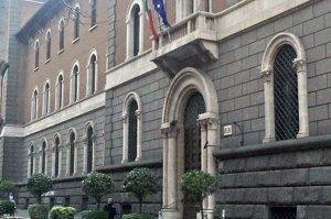 Viterbo - La sede della Banca d'Italia