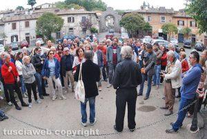 Viterbo - La passeggiata racconto su Donna Olimpia a San Martino