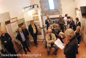 Passeggiata/racconto a Montefiascone per il progetto Ager