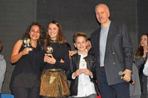 Viterbo - I vincitori del Mini festival