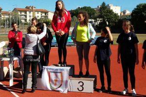 """Sport - Atletica leggera - La manifestazione """"Il più veloce"""" al Campo scuola"""
