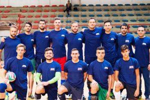 Sport - Pallavolo - i ragazzi dell'Acqua Egeria Civita volley