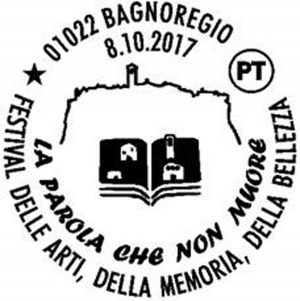 Bagnoregio - Annullo filatelico