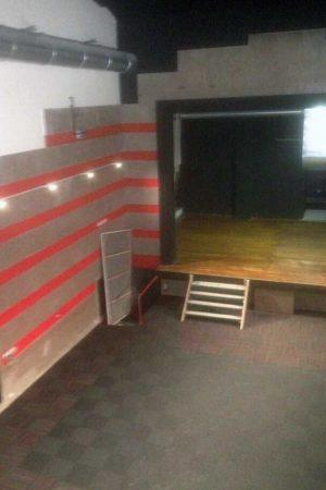 Il teatro Caffeina - Work in progress