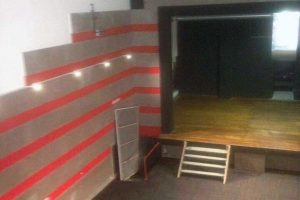 Il teatro Caffeina - Work in progress