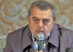 Virgilio Gay, segretario del circolo Pd di Nepi
