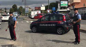 I carabinieri di Civitavecchia