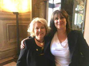Maria Antonietta Russo e Rossana Rosatelli