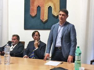 Orte - Alessandro Mazzoli all'assemblea Maico
