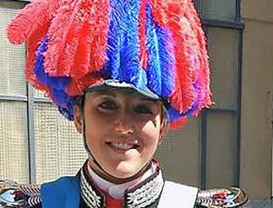Carabinieri - Il capitano Lucia Dilio