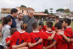 Sport - Rugby - L'under 12 del Tusciarugby