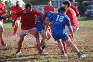 Sport - Rugby - I ragazzi del Tusciarugby in azione
