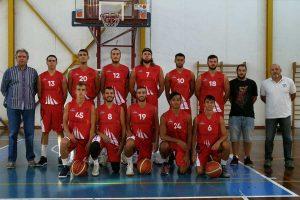 Sport - Pallacanestro - La Favl basket al completo