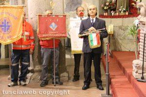 Montefiascone - La messa in onore della patrona dei carabinieri