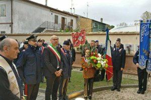San Lorenzo nuovo - Il giorno dell'Unità nazionale e la giornata delle forze armate