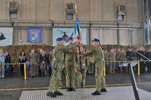 Comando Aviazione - La cerimonia di avvicendamento