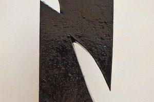 """Cultura - La scultura """"Nera"""" di Alfonso Talotta"""