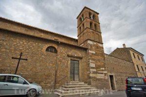 Civita Castellana - Chiesa santa Maria del Carmine