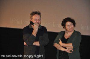 Italian film fest di Berlino - Corrado Nuzzo e Maria Di Biase