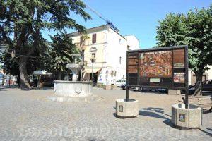 Cura di Vetralla - Piazza santa Maria del soccorso