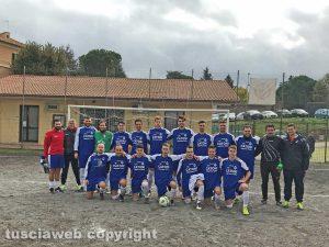Foto di squadra del Barcomurialdina