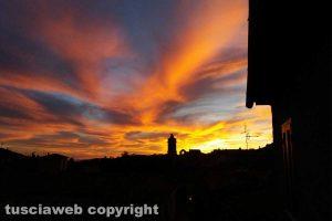 Farnese - Il tramonto