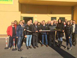Viterbo - Inaugurata la sede provinciale della Coldiretti