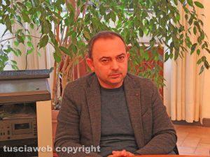Viterbo - Il segretario Flc Cgil Alessandro Tatarella