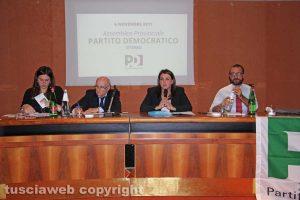 Viterbo - Pd - Assemblea provinciale