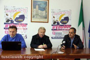 Gianmaria Santucci, Paolo Barbieri e Paolo Zappi