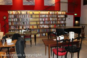 Viterbo - Il teatro Caffeina