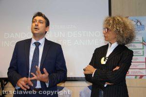 Daniele D'Annibale e Antonella Bruni