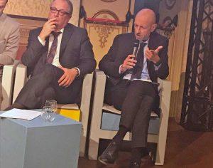 Il rettore Ruggieri al convegno sull'Economia circolare