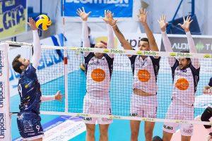 Sport - Volley - Del Monte Coppa Italia - Maury's Tuscania - Emma Villas - Muro del Siena su Cernic