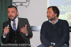 Walter Rizzetto e Giuseppe Talucci Peruzzi