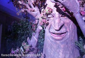 L'albero parlante