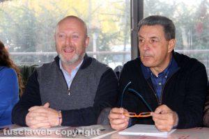Luigi Buzzi e Giulio Marini