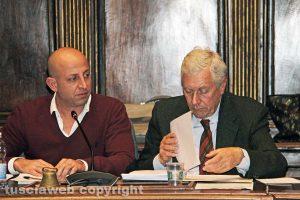 Marco Ciorba e Leonardo Michelini