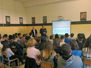 Tarquinia - Al Cardarelli si parla di polizia scientifica