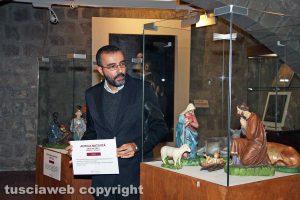 Viterbo - La mostra dei presepi nazionali al museo colle del duomo