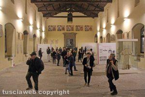 Viterbo - Il polo monumentale Colle del duomo
