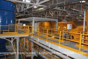 Il nuovo impianto di Ecologia Viterbo
