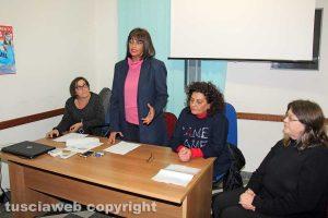 Silvia Somigli assieme a Marcella Brancaforte, Nuccia Zafarana e Ingrid Fronhofer