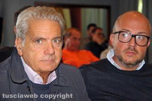 Giovanni Arena e Mauro Rotelli