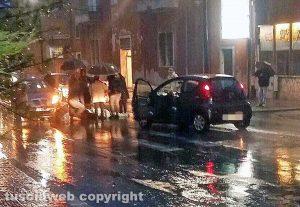 Civita Castellana - Donna investita da un'auto in viale Repubblica