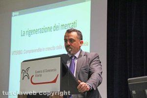 Francesco Monzillo, segretario generale della camera di commercio
