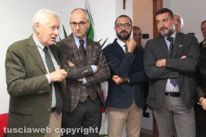 Viterbo - L'inaugurazione del circolo unico del Pd