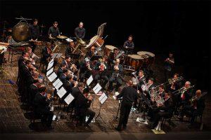 L'Italian brass band