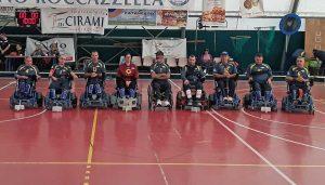 Sport - Wheelchiar hockey - Asd Vitersport libertas